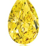 Rare 32.77 Carat Fancy Vivid Yellow Diamond to be Auctioned at Christie's