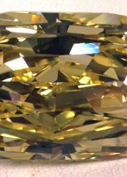 43-Carat Fancy Yellow Diamond up for Auction