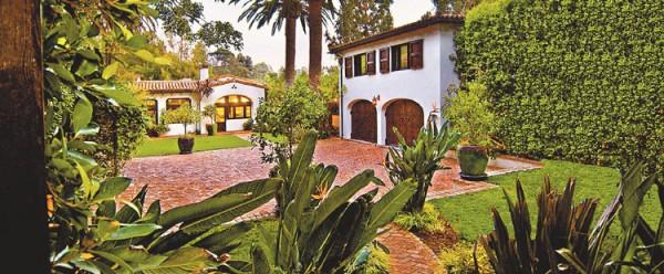 Ben Stiller's Hollywood Home