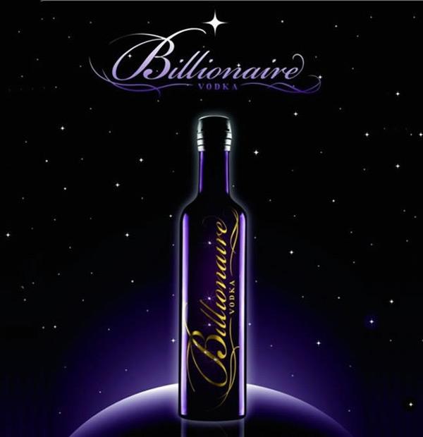 Billionaire Vodka by Leon Verres