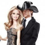 Faith Hill and Tim McGraw Barbie Doll for Their 15th Wedding Anniversary