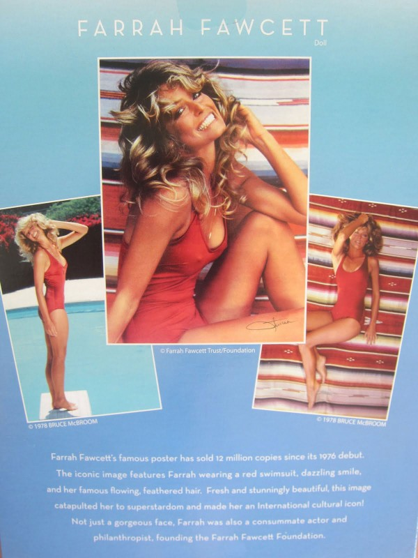 Farrah Fawcett Barbie Doll