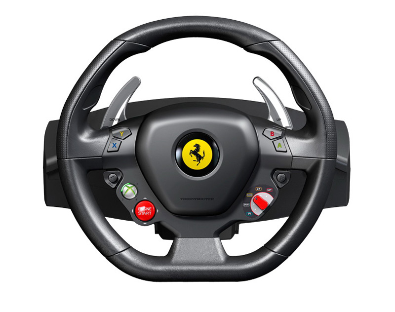 ferrari 458 italia racing wheel for the xbox 360. Cars Review. Best American Auto & Cars Review