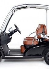 Garia 2+2 – Porsche of the Golf Cart