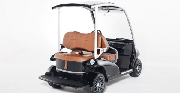 Garia 2+2 Golf Cart