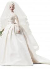 Limited Edition Grace Kelly Barbie Dolls