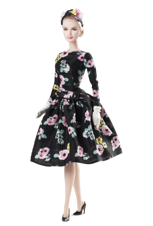 Limited Edition Grace Kelly Barbie Dolls EXtravaganzi