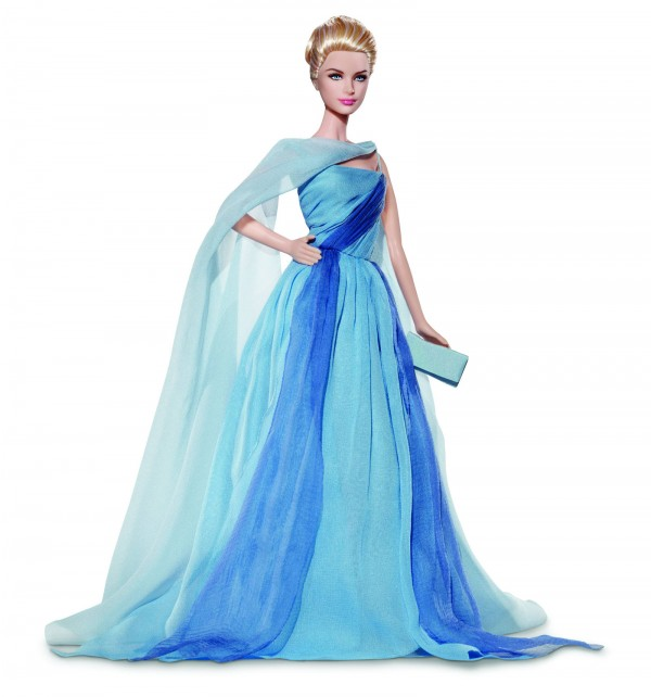 Grace Kelly To Catch a Thief Barbie Doll