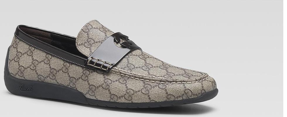 Gucci GG Plus Moccasin