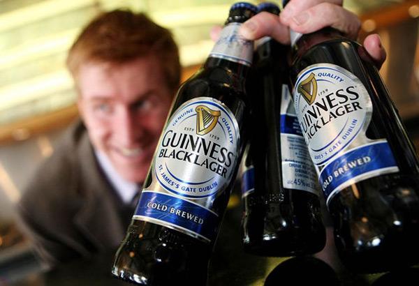 Guinness New Black Lager