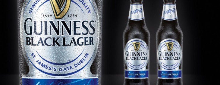 Guinness New Black Lager