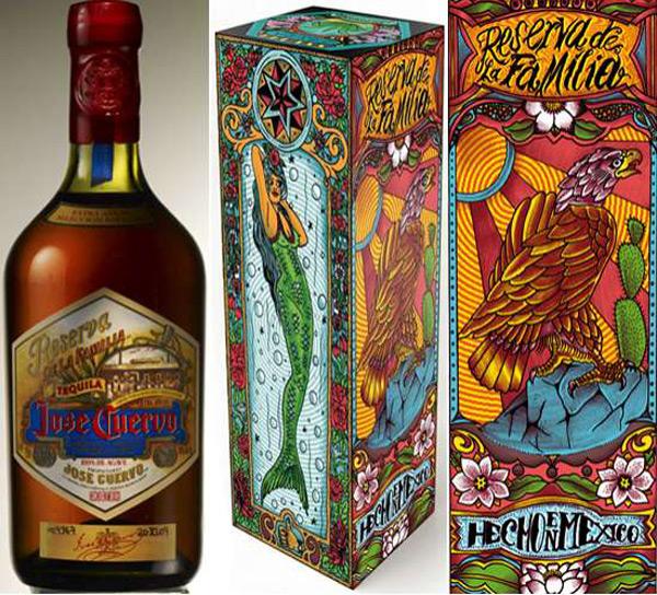Jose Cuervo's 2011 Edition of Reserva de la Familia Tequila