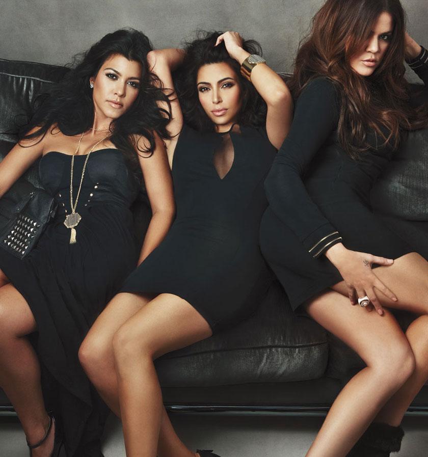 Kardashian girls pics 47