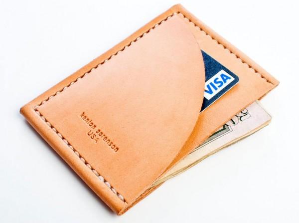 Modern Man Wallet by Kenton Sorenson