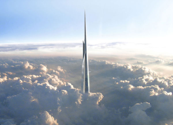 Kingdom Tower - Jeddah, Saudi Arabia