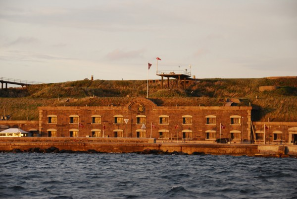 Kings Island - Middelgrundsfortet