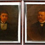 Two Paintings of Hitler's Parents go up for Auction
