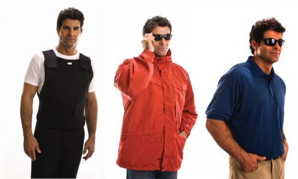 Miguel Caballero Bulletproof Clothing Line