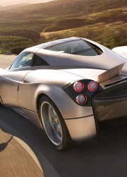 US Blocks $1 million Pagani Huayra