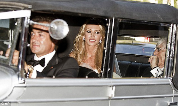 Petra Ecclestone 5 Million Wedding Bill