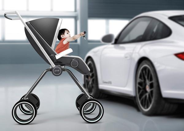 Porsche Design P'4911 Baby Stroller