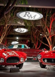 RM Tops 2011 Pebble Beach Auction Results with Record $80 Millions in Sale