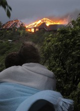Richard Branson's Private Necker Island Destroyed in Fire