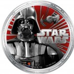 Star Wars Characters Come Printed on Coins