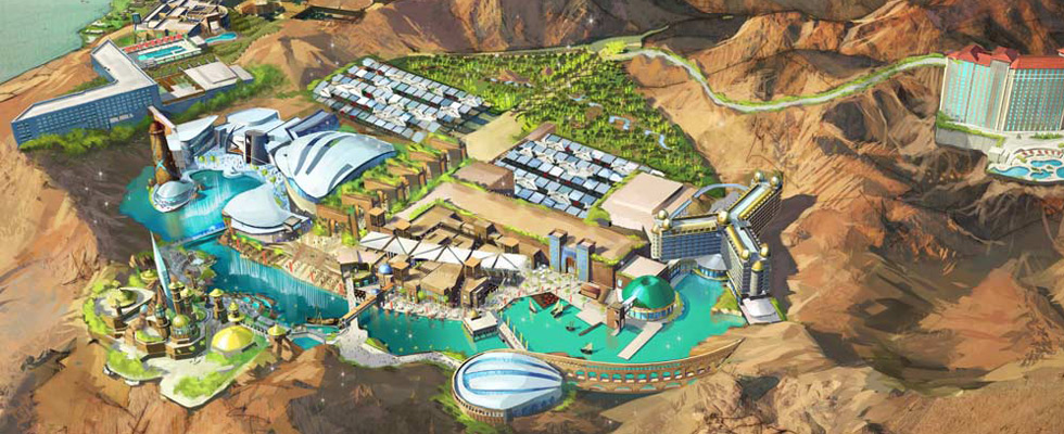 Star Trek Theme Park To Be Constructed In Jordan