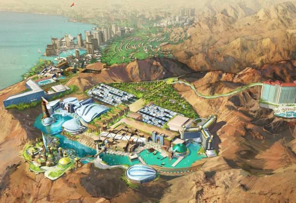 Star Trek Theme Park