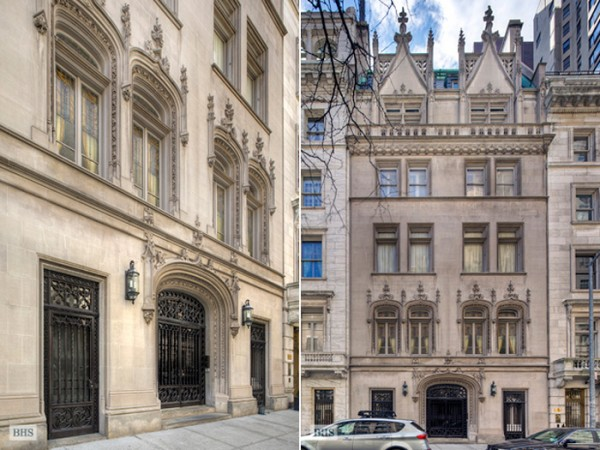 The Woolworth Mansion Off Fifth Avenue