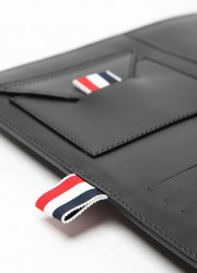 Thom Browne Business iPad Briefcase