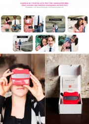 View-Master 3D Wedding Invitations