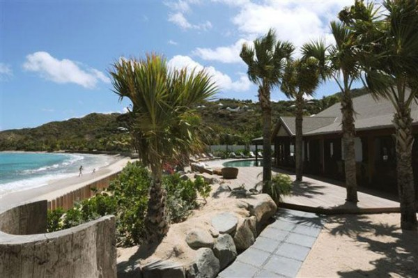 Villa La Plage, St Barthelemy