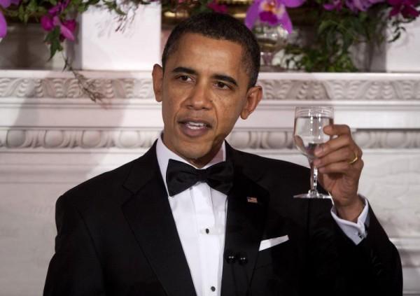 Obama Governors Dinner