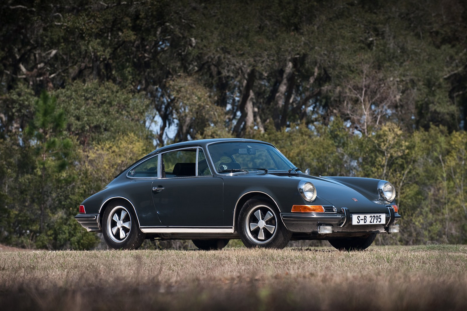 Steve McQueen&#8217;s 1970 Porsche 911S Le Mans Fetch $1.375 Million