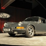 Steve McQueen's 1970 Porsche 911S Le Mans Fetch $1.375 Million