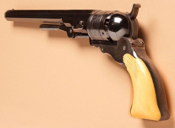 1836 Paterson, N.J. Colt Revolver
