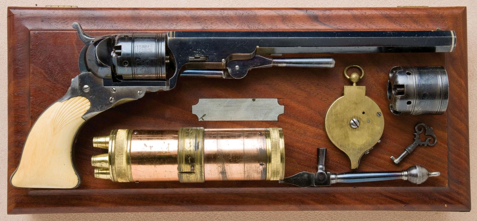 Extremely Rare Colt 1st Generation Buntline Revolver (C13534)