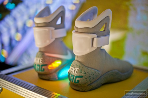 2011 Nike MAG, Back to the Future, Marty McFly Shoes