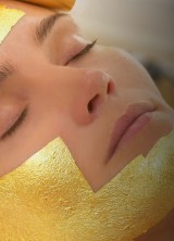 24 Karat Gold Facial Treatment at Four Seasons Hotel Florence