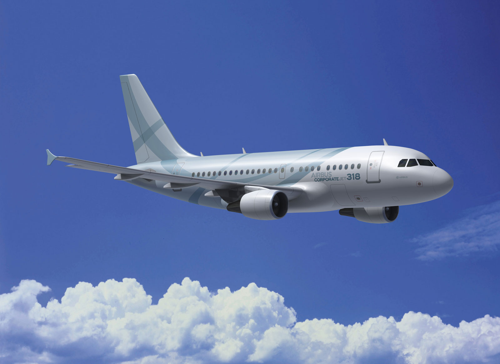 Airbus ACJ318 Private Jet Offers The Comfort And