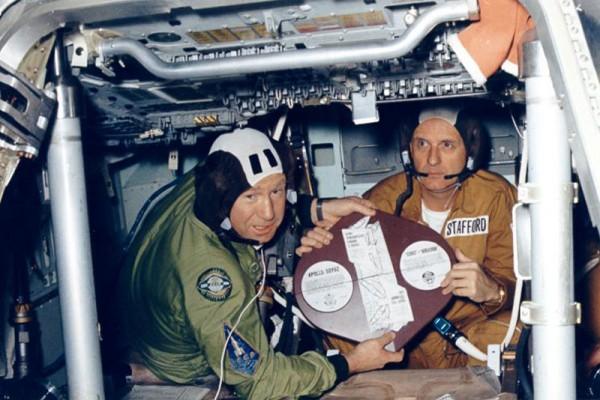 Apollo/Soyuz crews