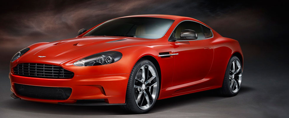 Aston Martin DBS Carbon Edition Revealed at Frankfurt Motor Show