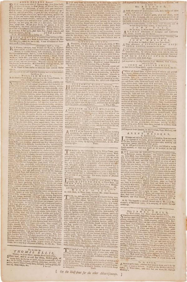 Benjamin Franklin The Pennsylvania Gazette