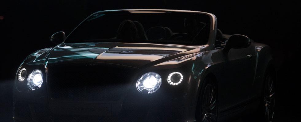 Bentley Continental GTC at Frankfurt Motor Show