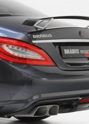 Brabus Rocket 800 Based on Mercedes-Benz CLS