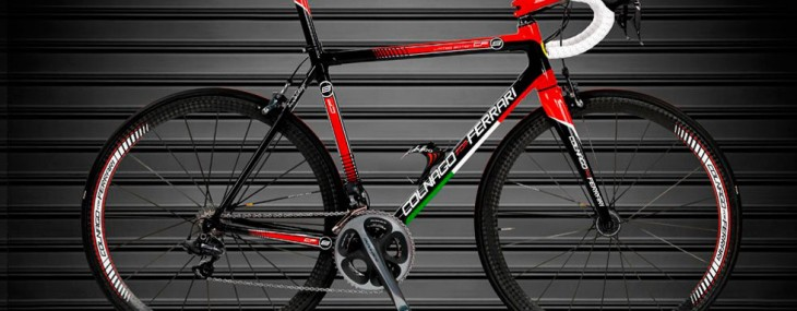Colnago for Ferrari CF8 Road Bike