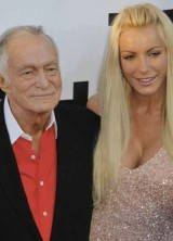 Crystal Harris Puts Hugh Hefner's Engagement Ring On Auction Block