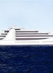 Everest Gigayacht – World's Longest Private Super Yacht For Delivery In 2013